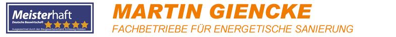 Martin Giencke Fachbetriebe Logo