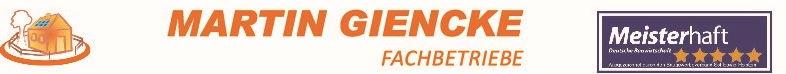 Energie Giencke Fachbetriebe Logo